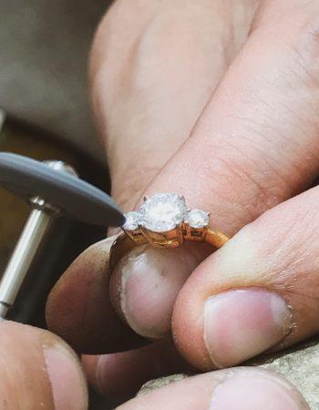 Carlotta's Engagement Ring