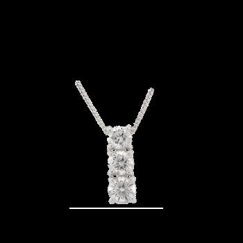 Trilogy Punto Luce Diamond Necklace