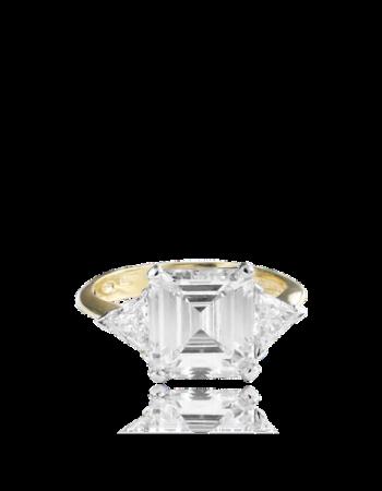 White Diamond trilogy Ring